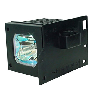 Lutema Economy For Hitachi 50vx500 Tv Lamp With Housing