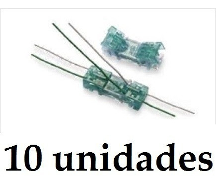 Emenda Fio Telefonico Linear 101e Sg C/ Gel Bargoa 10 Peças