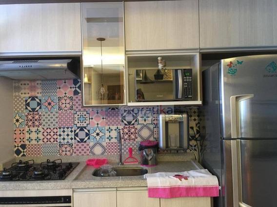 Apartamento Com 2 Dormitórios À Venda, 45 M² Por R$ 410.000 - Vila Prudente - São Paulo/sp - Ap1473