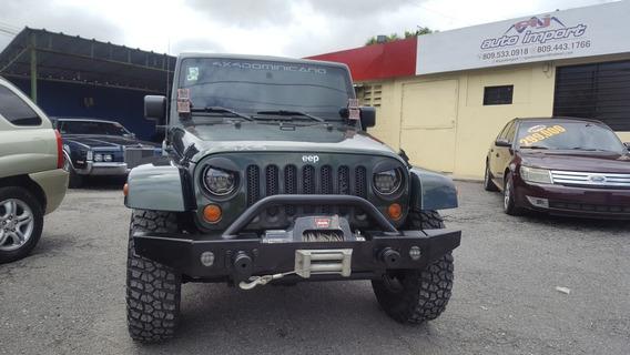 Jeep Wrangler Americana