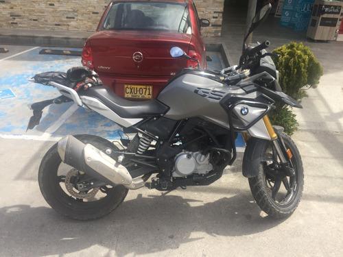 Bmw 310 Gs Negro Cosmico