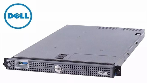 Servidor Dell Poweredge 1950 32gb Ram 2 Quad Com Trilhos