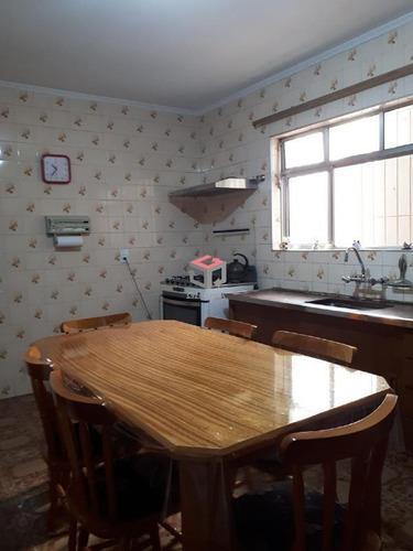 Imagem 1 de 13 de Casa À Venda, 3 Quartos, 2 Vagas, Valparaíso - Santo André/sp - 19865