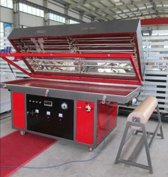 Máquina Termoformadora 1.30 × 2.50mts