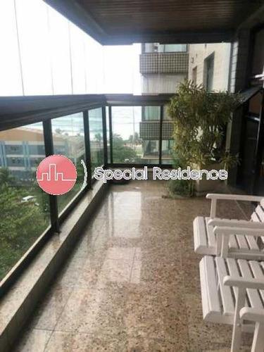 Imagem 1 de 15 de Apartamento-à Venda-barra Da Tijuca-rio De Janeiro - 400360