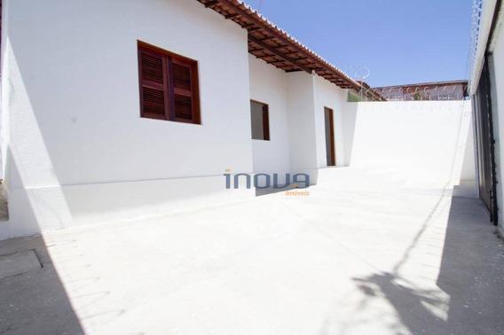 Casa Com 3 Dormitórios À Venda, 90 M² Por R$ 225.000 - Prefeito José Walter - Fortaleza/ce - Ca0470