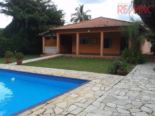 Chácara Com 3 Dormitórios À Venda, 2300 M² Por R$ 1.600.000,00 - Pinheirinho - Vinhedo/sp - Ch0164