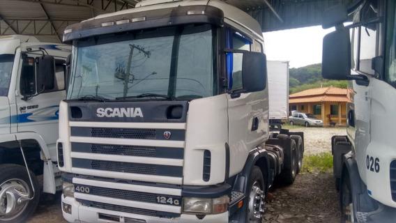 Scania 400 6x2