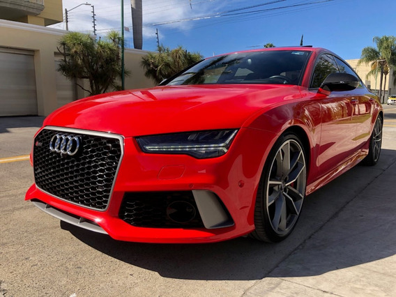 Audi Rs 7 Performance Sportback Quattro V8 4.0 Fact Original