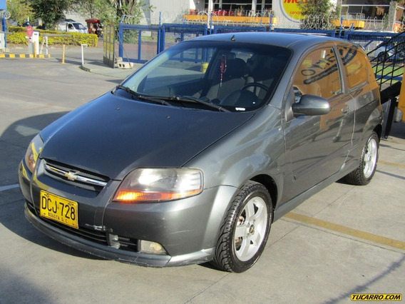 Chevrolet Aveo Aveo L