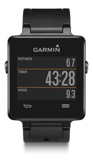 Relógio Garmin Vivoactive Conecta Com Sensores Music Corrida