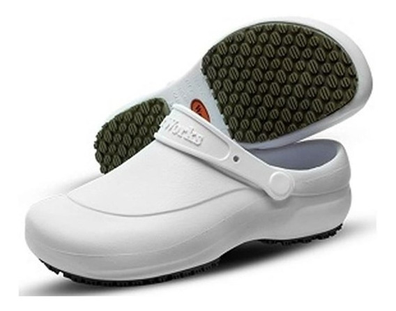 Sapato Antiderrapante Softwork Méd. Coz. Enf. Bb60 Ca27921