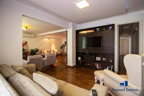 Apartamento À Venda, 170 M² Por R$ 3.350.000,00 - Vila Nova Conceição - São Paulo/sp - Ap3995