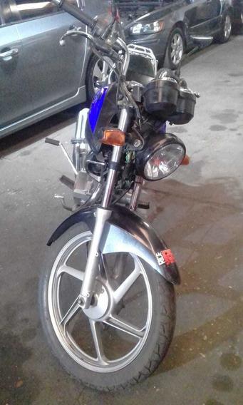 Honda Sdh 125 Storm