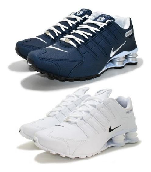 Tênis Nike Sxhox Nz 4 Molas Queima De Estoque Kit Com 2 Par