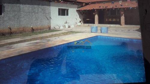 Chácara À Venda, 982 M² Por R$ 650.000,00 - Condomínio Santa Inês - Itu/sp - Ch0133