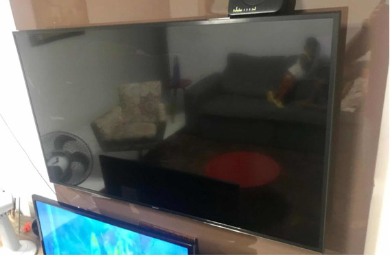 Tv Samsung 55 4k Com O Display Quebrado