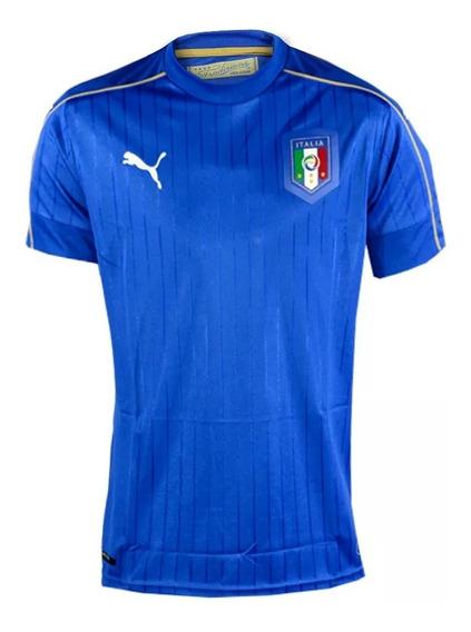 Camiseta Puma Figc Italia Home Shirt 2017 Original Xl Nueva