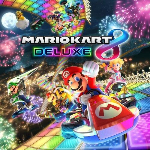 Mario Kart 8 Deluxe Jogo Nintendo Switch Eshop Digital Alug.