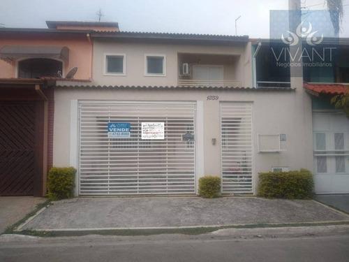 Imagem 1 de 25 de Sobrado Com 4 Dormitórios À Venda, 200 M² Por R$ 750.000,00 - Jardim Dos Ipês - Suzano/sp - So0153