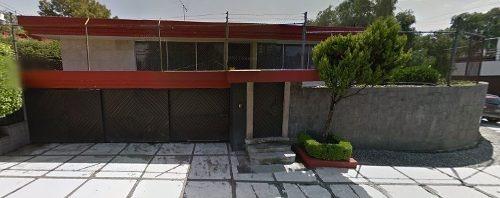 Casa En Remate Bancario, En Jardines Del Pedregal