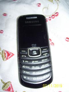 Teléfono Samsung Básico Sólo Movistar Modelo Gt E1085l