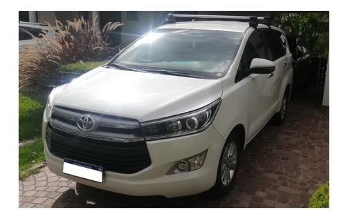 Toyota Innova 2.7 Srv 6 A/t 2018 En Garantia