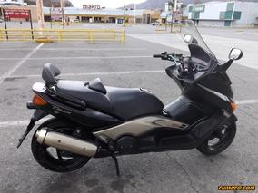 Yamaha Tmax 251 Cc - 500 Cc