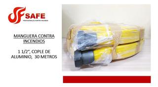 Manguera Contra Incendio Blindex 1 1/2 , 30 M