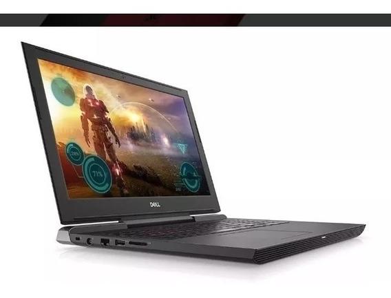 Gaming Laptop Dell 15.6 Core I7-8750 16gb Ram 1tb + 256 Ssd