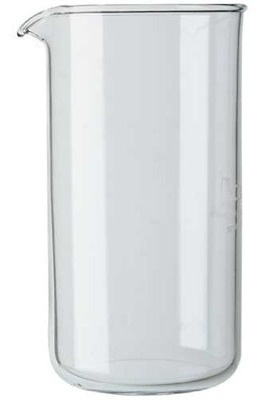 Vaso Repuesto Cafetera Bodum Vidrio 3 Pocillos 350 Ml