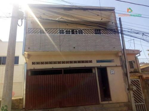 Imagem 1 de 23 de Sobrado Para Investidor - So0040
