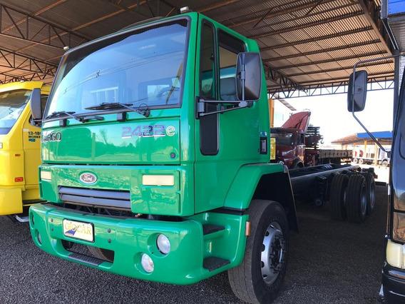 Ford Cargo 2422 E Truck Reduzido