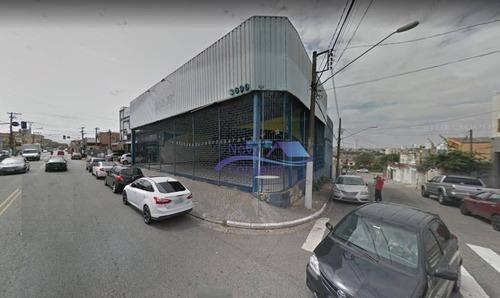 Imagem 1 de 11 de Galpão Para Alugar, 520 M² Por R$ 25.000,00/mês - Vila Ivone - São Paulo/sp - Ga0176