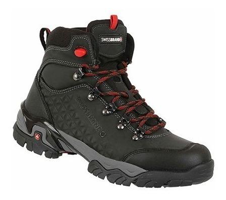 Zapato Swissbrand 400 Hombre Negro