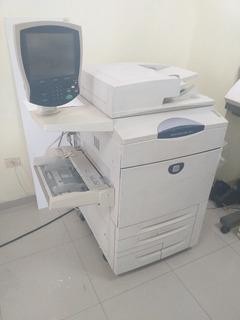 Impresora Xerox Docucolor 252