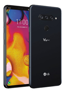 LG V40 Thinq 64gb Oled Qhd 2 Camera Frontal Boombox Radio Fm