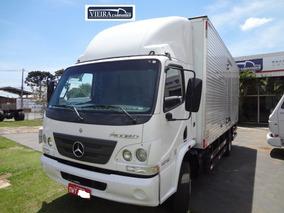 Mercedes-benz Accelo 1016 2013 Baú 6,20m