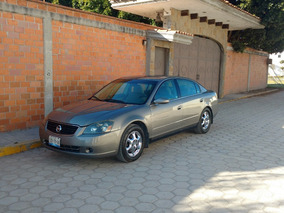 Nissan Altima 2.5 S Aa Ee Cd Tela At En Excelente Condicion