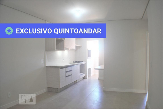 Apartamento No 2º Andar Com 2 Dormitórios E 1 Garagem - Id: 892974520 - 274520