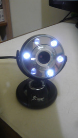 Webcam Knup Gze-102 8mp Flash Micro!!!