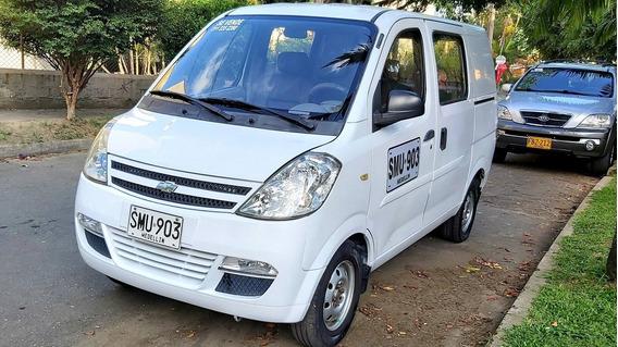 Chevrolet Van N200 Carga Mt 1200 16v Servicio Público