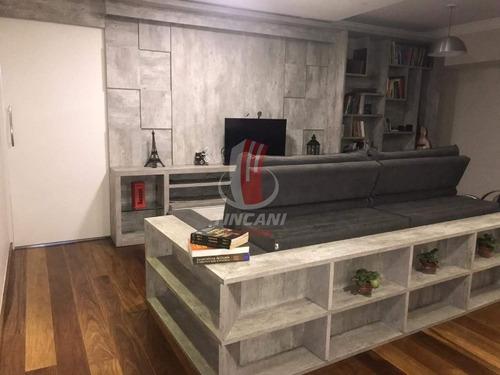 Apartamento Para Venda No Bairro Mooca, 3 Dorm, 1 Suíte, 3 Vagas, 132 Metros - Ótima Localização ! - 5926