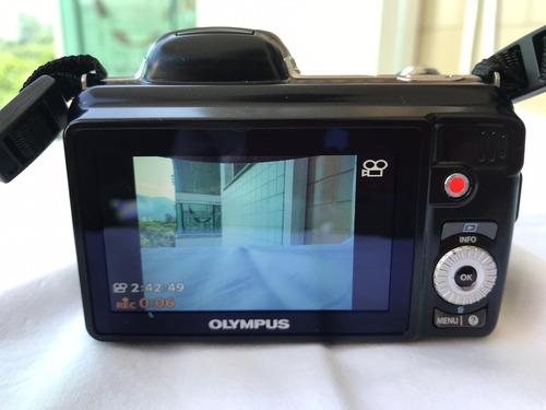 Camera Fotográfica Olympus Sp-815uz