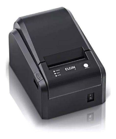 Impressora Não Fiscal Termica I7 Usb 46i7usbckd11 Elgin