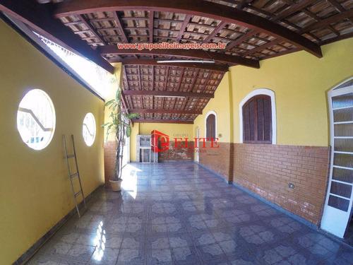 Casa Com 3 Dormitórios À Venda, 79 M² Por R$ 395.000,00 - Bosque Dos Eucaliptos - São José Dos Campos/sp - Ca1810
