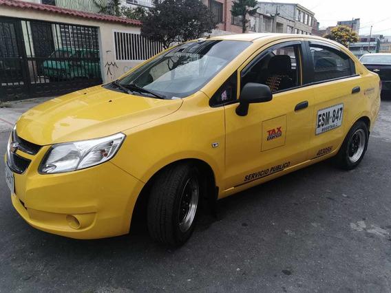 Taxi Chevrolet Sail 1.4 2019