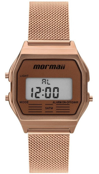 Relógio Mormaii Vintage Jh02bc/4l   Radan Esportes