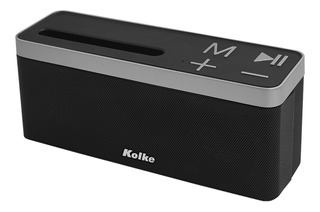 Parlante Portatil Kolke Play Kpp-261 Bluetooth Fm Usb Sd 6w