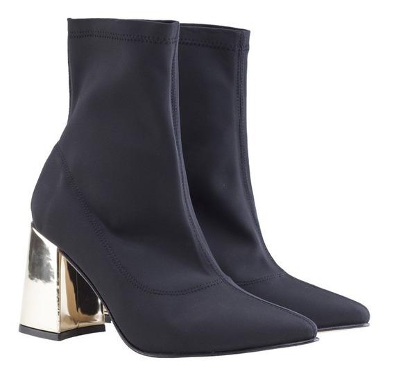 Botas Mujer Cuero Zapatos Botinetas Maggio Rossetto